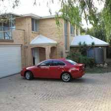 Rental info for Well presented 4 x 2 home close to beach in the Mindarie area