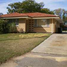 Rental info for PARKLANDS ACROSS THE ROAD & CLOSE TO ALL AMENTIES!! in the Belmont area