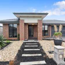 Rental info for Large Family Home with an Outdoor Entertainment Zone