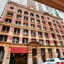 "Rental info for ""MUSEUM TOWERS"" - REFRESHED 2 BEDROOM CITY LIVING in the Sydney area"