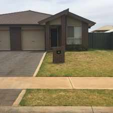 Rental info for Brand Spanking New! in the Dubbo area