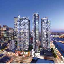 Rental info for 2 bedroom apartment at Upper West Side in the Docklands area