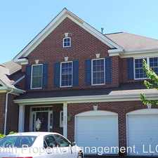 Rental info for 42863 Conquest Circle