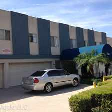 Rental info for 128 W. Maple Street - Unit 21 in the Los Angeles area