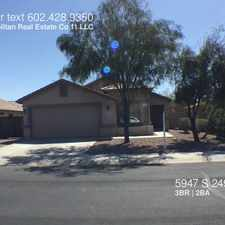 Rental info for 5947 S 249th Dr