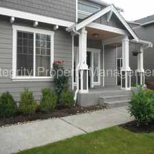 Rental info for APPLICATION PENDING Beautiful Home in Grand Firs