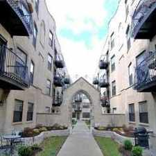 Rental info for North Damen Avenue in the Ravenswood area
