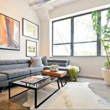 Rental info for 13thirteen Randolph Street Lofts
