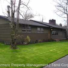 Rental info for 1416 Fowler Street in the Mount Vernon area