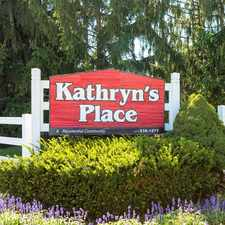 Rental info for Kathryn's Place in the Grove City area