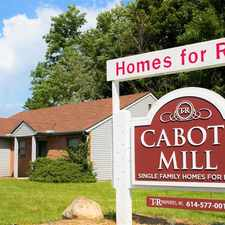 Rental info for Cabot's Mill
