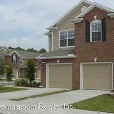 Rental info for 4165 Crownwood Drive in the Jacksonville area