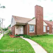 Rental info for 16501 Archdale