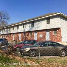 Rental info for 207 E. Carlton Apt. D in the Pittsburg area