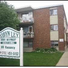 Rental info for Robyn Ley Manor