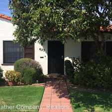 Rental info for 623 5th Street in the San Diego area