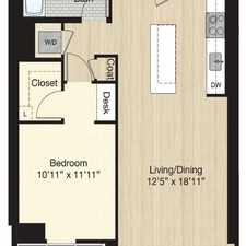 Rental info for $6690 1 bedroom Apartment in Bloomingdale in the Washington D.C. area