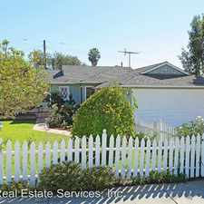 Rental info for 13136 Lake St. in the Mar Vista area