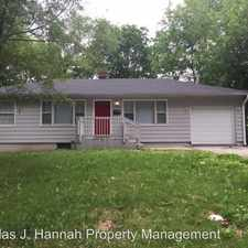 Rental info for 7713 E 112th Terrace in the Ruskin Heights area