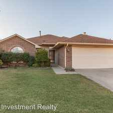 Rental info for 11409 Walters Ave in the 73162 area