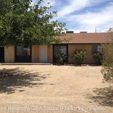 Rental info for 74203 Cactus