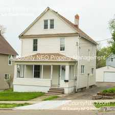 Rental info for 2158 9th St.