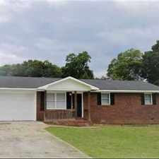 Rental info for Beautiful 4 Sided Brick Home
