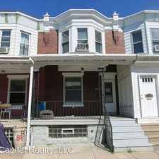 Rental info for 831 S Allison st in the Kingsessing area