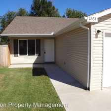 Rental info for 2363 N Garland Ave