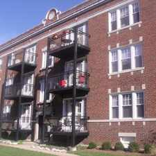 Rental info for 6241 Southwood 2 bd no balcony in the St. Louis area