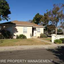 Rental info for 721 GILL AVE in the Port Hueneme area
