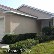 Rental info for 11343 Cocoa beach dr
