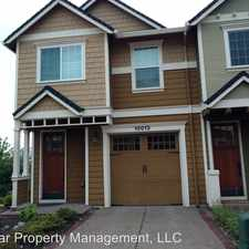 Rental info for 10013 SE Old Town Ct. in the Portland area