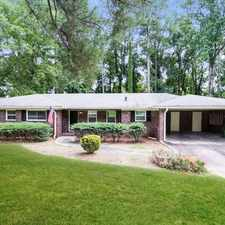 Rental info for Tricon American Homes in the Kings Forest area