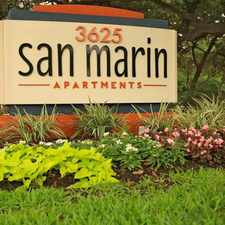 Rental info for San Marin