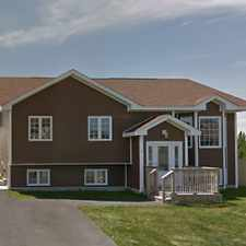 Rental info for 2 Williams Way in the Conception Bay South area