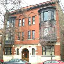 Rental info for 1010 West Altgeld Street #10 in the Chicago area
