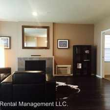 Rental info for 7525 N. Leavitt in the Cathedral Park area
