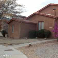 Rental info for 7613 Sandlewood Dr. NW in the Los Volcanes area