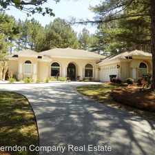 Rental info for 4478 Mathis Mill Road