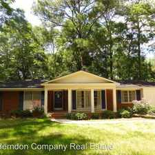 Rental info for 2416 Meadowbrook Drive
