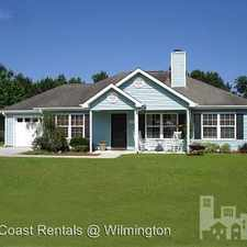 Rental info for 3340 Brucemont Drive