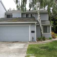 Rental info for 1431 Oak Hollow Court in the Pinole area