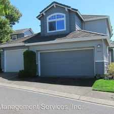 Rental info for 9832 NW Silver Ridge Loop in the Northwest Heights area