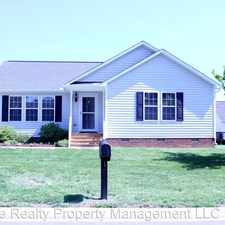 Rental info for 216 Manning Way