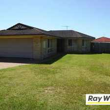 Rental info for Spacious 4 Bedroom home near Norfolk Village! in the Yatala area