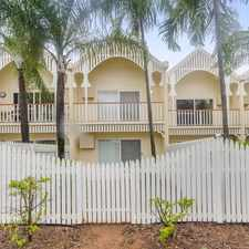 Rental info for Large townhouse with park views - 2 mins from TOWNSVILLE City in the Townsville area