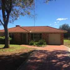 Rental info for Family home in East - Yard maintenance included in the Dubbo area