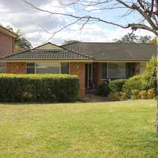 Rental info for Large Family Home in the Erina area