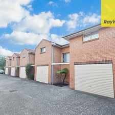 Rental info for DEPOSIT TAKEN, INSPECTION CANCELLED in the Lidcombe area